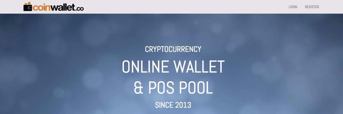 cryptocurrency wallet online wallet